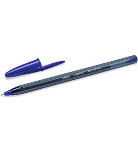 Bolígrafo Bic cristal exact ultrafine 992605 - color azul - punta 0.7mm - t - 992605