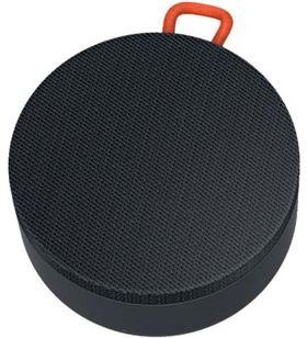 Altavoz con bluetooth Xiaomi mi portable bluetooth speaker mini/ 1.0/ gris BHR4802GL - BHR4802GL