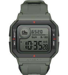 Reloj inteligente huami Amazfit neo verde - control salud/sueño - notificac W2001OV2N - W2001OV2N