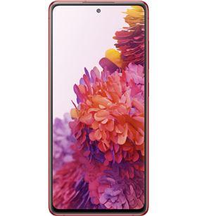 Samsung g780 galaxy s20 fe rojo móvil dual sim 4g 6.5'' qhd+ octacore 128gb SM-G780FZRDEUB - +23125
