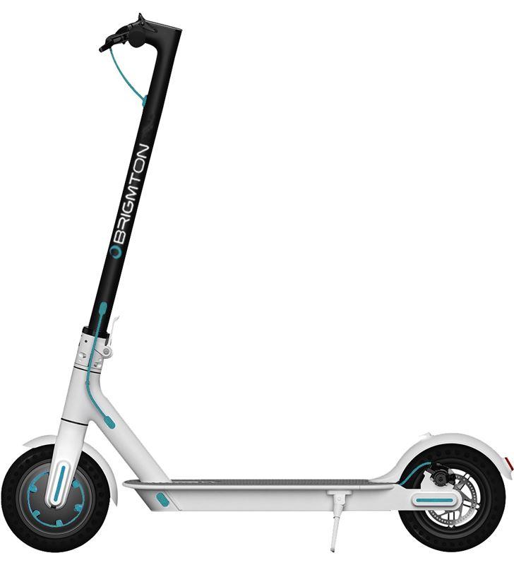 Brigmton BMI367B patinete eléctrico bmi367 25 km/h 350 w blanco - BMI367B