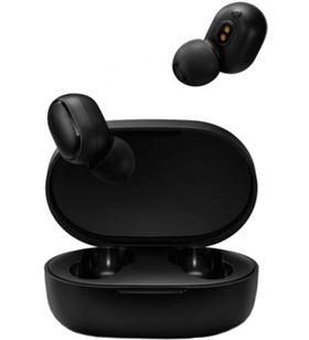Auriculares bluetooth Xiaomi mi true wireless earbuds basic 2s con estuche BHR4273GL - BHR4273GL