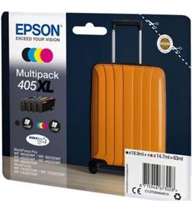 Cartucho de tinta original Epson nº405 xl alta capacidad multipack/ negro/ C13T05H64010 - EPS-C13T05H64010