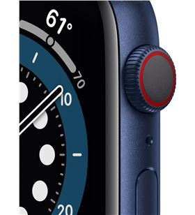 Apple watch s6 44mm gps cellular caja aluminio azul con correa azul marino M09A3TY/A - M09A3TYA
