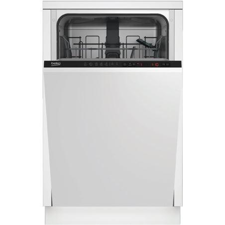 Lavavajillas integrable ( no incluye panel puerta ) DIS35023 Beko, encastre 45, a+ - 8690842186622
