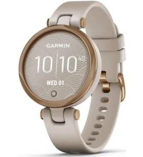 Smartwatch Garmin lily sport/ notificaciones/ frecuencia cardíaca/ gps/ oro 010-02384-11 - 010-02384-11