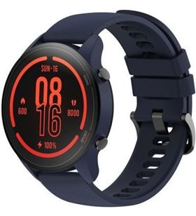 Smartwatch Xiaomi mi watch/ notificaciones/ frecuencia cardíaca/ gps/ azul MI WATCH BL - MI WATCH BL