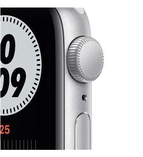 Apple watch se 40mm gps nike caja aluminio con correa platino y negra nike MYYD2TY/A - MYYD2TYA