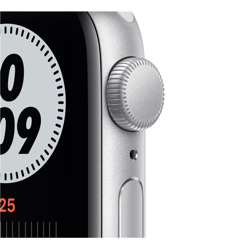 Apple watch se 40mm gps nike caja aluminio con correa platino y negra nike MYYD2TY/A - 85937401_5084822238