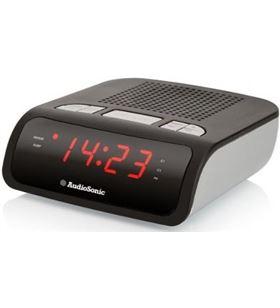 Despertador Audiosonic CL-1459/ radio fm Radio - AUD-DES CL-1459