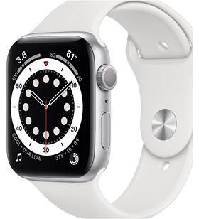 Apple watch s6 40mm gps caja aluminio con correa blanca sport band - mg283t MG283TY/A - MG283TYA