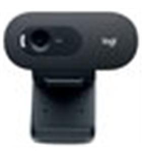 Logitech A0034444 webcam hd c505 negra 960-001364 Webcam Videoconferencia - A0034444