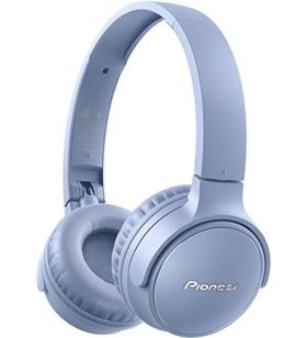 Auriculares bluetooth pioneer SE-S3BT-L azules - bt5.0 - dRivers 40mm - dis - +21692