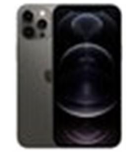 Apple teléfono libre iphone 12 pro max 17,02 cm (6,7'') 256 gb negro mgdc3ql_a - IPHOMGDC3QL_A