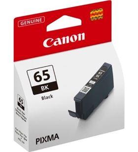 Cartucho de tinta original Canon cli-65bk/ negro 4215C001 - CAN-CLI-65BK