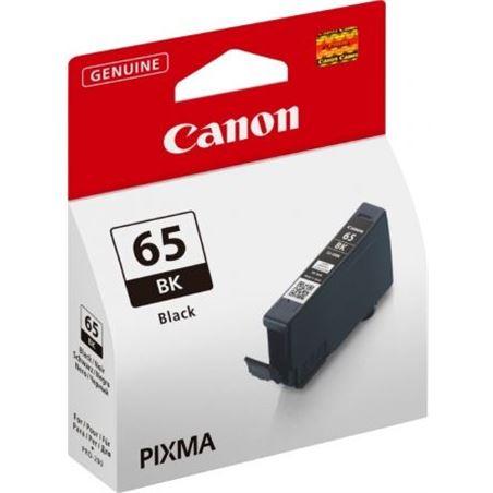 Canon -CLI-65BK cartucho de tinta original cli-65bk/ negro 4215c001 - CAN-CLI-65BK