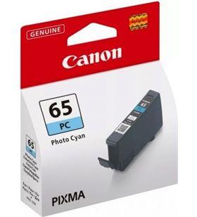 Cartucho de tinta original Canon cli-65pc/ cian fotográfico 4220C001 - CAN-CLI-65PC
