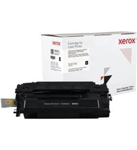 Samsung tóner xerox 006r03628 compatible con hp ce255x/crg-324ii/ 12500 páginas/ ne - XER-TONER 006R03628