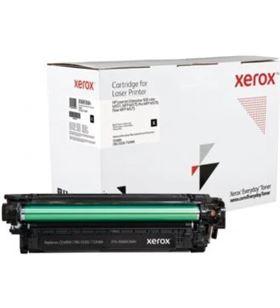 Samsung tóner xerox 006r03684 compatible con hp ce400x/ 11000 páginas/ negro - XER-TONER 006R03684