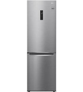 Lg GBB71PZDMN frigorífico combi , 1,86m, e, capacidad de 374l, inox antihu - GBB71PZDMN