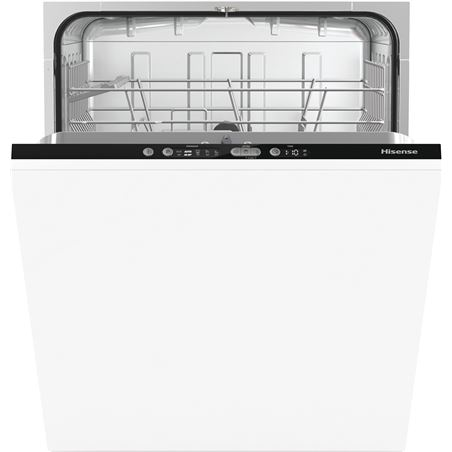 Hisense HV651C60 lavavajilla semi integrado 13 cubiertos - HV651C60