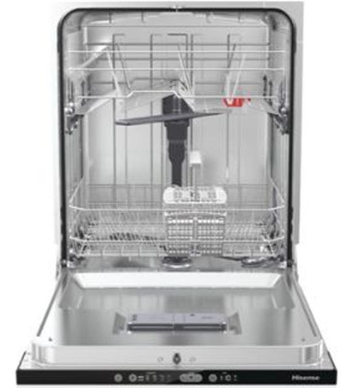 Hisense HV651C60 lavavajilla semi integrado 13 cubiertos - HV651C60-