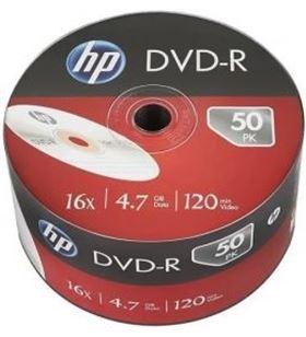 Dvd-r Hp DME00025-3 16x/ tarrina-50uds DVD Grabador - HP-DVD-R DME00025-3