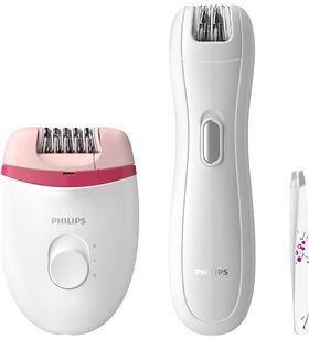 Depiladora Philips satinelle essential brp506/ con cable/ incluye minidepil BRP506/00 - BRP50600
