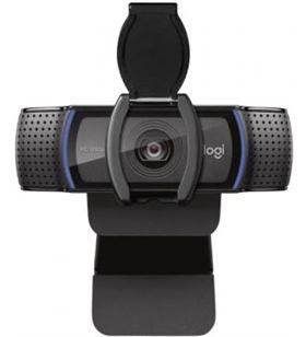 Webcam Logitech c920e/ enfoque automático/ 1920 x 1080 full hd 960-001360 - LOG-WEBCAM C920E