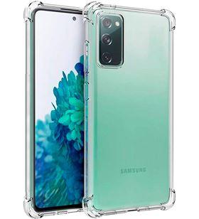 Samsung +23203 #14 jc funda silicona transparente galaxy s20 fe antishock sams s20 fe fun - +23203 #14