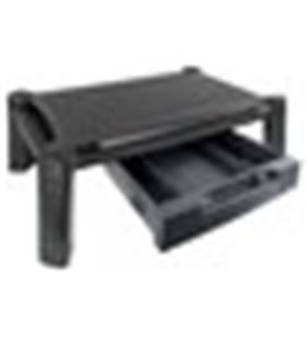 Tooq A0033168 soporte elevador monitor regulable con cajon mmpssd01 - A0033168