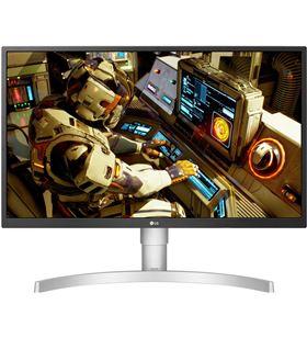 Lg 27UL550-W monitor gaming 27''/ 4k/ plata Monitores - 27UL550-W