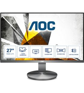 Aoc -M I2790VQ BT monitor profesional i2790vq 27''/ full hd/ multimedia/ negro i2790vq/bt - I2790VQBT