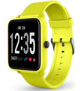 Reloj inteligente Spc smartee feel 9630Y amarillo - pantalla 3.3cm táctil i - 9630Y