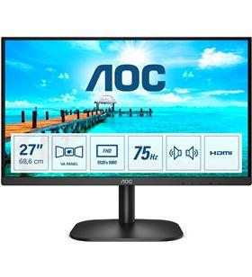 Aoc 27B2AM monitor 27''/ full hd/ multimedia/ negro - AOC-M 27B2AM
