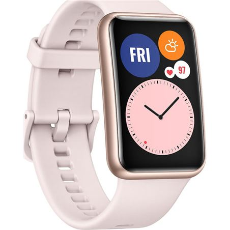 Huawei WATCH FIT ACTIVe rosa smartwatch 1.64'' amoled gps bt 5atm - 6972453167200