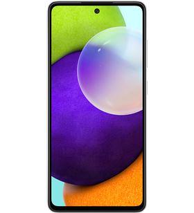 Samsung SM-A525FZWGEUB movil galaxy a52 6,5'' octa core 6+128gb 4 camaras white a52 6+128gb ds - A52 6+128GB DS WHITE