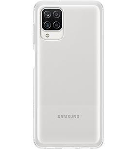 Samsung +23786 #14 soft clear cover transparente funda galaxy a12 ef-qa125ttegeu - EF-QA125TTEGEU