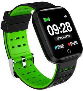 Innjoo verde sportwatch tft 1.33'' reloj inteligente deportivo bluetooth SPORTWATCH GREE - SPORTWATCH GREEN