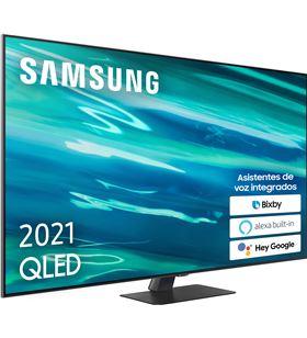 Samsung QE75Q80A tv led 75'' ue75q80aatxxc qled direct full array 4k hdr10+ - QE75Q80A