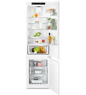 Electrolux SCE819E5TS frigorífico combi multispace customflex de integración de 190 cm, nofrost, - SCE819E5TS