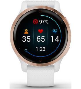 Garmin +23941 #14 venu 2s rosa oro/blanco smartwatch multideporte wifi gps integrado f venu 2s gps wif - +23941 #14