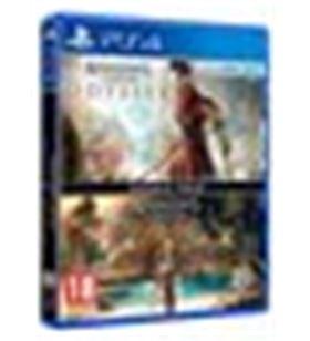 Sony A0034491 juego ps4 compilacion ac origins + odissey acori+odips4 - A0034491
