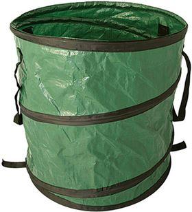 Kinzo saco de jardin con muelle 30l 8711252131344 JARDÍN - 90013