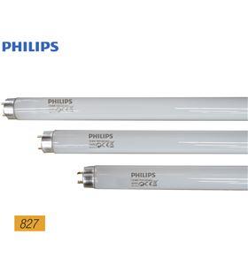 Philips 31012 #19 tubo fluorescente 18w trifosforo 827k 8711500631626 - 31012 #19