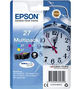Epson C13T27054022 multipack tintas 27 durabrite 3 - C13T27054022