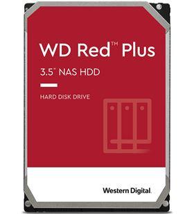 Western WD120EFBX disco duro digital wd red plus nas 12tb/ 3.5''/ sata iii/ 256mb - WDHD01WD77