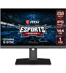 Msi A0037484 monitor gaming led 23.8 optix mag245r 9s6-3ba4at-030 - 9S6-3BA4AT-030