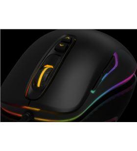 Sihogar.com +24143 #14 qpad dx30 negro/ratón usb gaming/opto-mecánica/2800dpi/ambidiestro dx30 (2800dpi) - +24143 #14