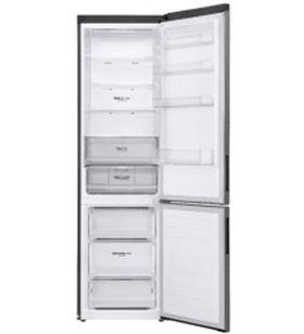 Lg GBP62DSXCC frigorífico combi clase c 203x59,5 no frost inox - 8806091385499